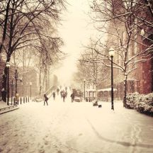 Penn - Snow