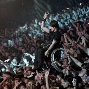 Heavy Metal Wheelchair