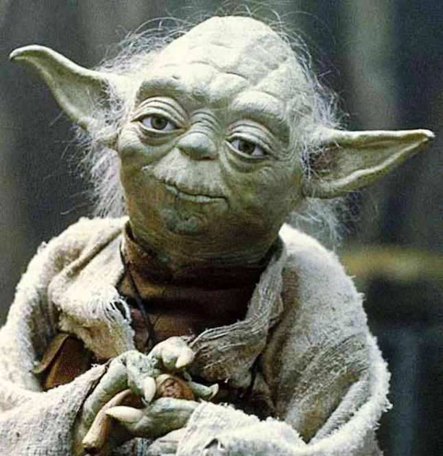 Yoda Sprüche Generator