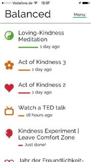 Balanced App