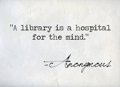 Library - Mind - Hospital