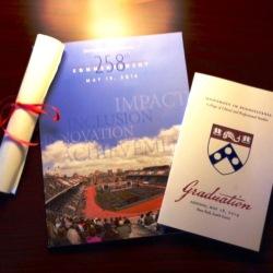 Penn LPS Graduation