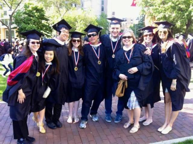 2014 Penn MAPP Graduates