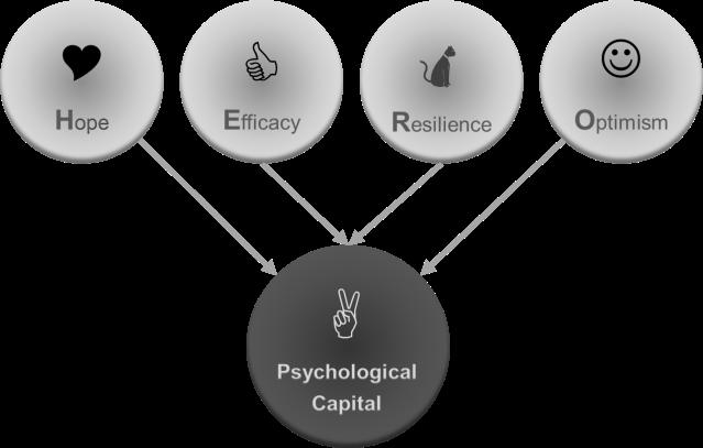 PsyCap Structure