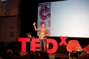 TEDx Bergen 2014 - Nico Rose - Kronen Experiment