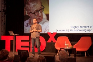 TEDx Bergen 2014 - Nico Rose - Show up