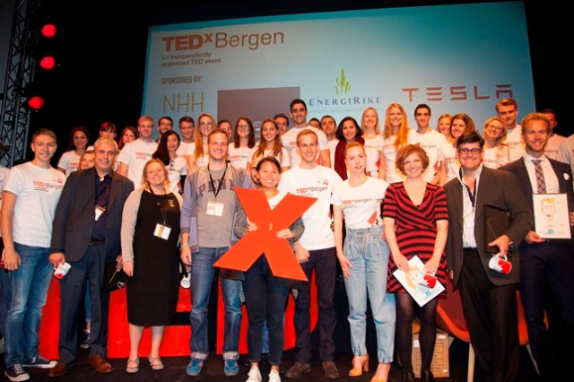 TEDx Bergen 2014 - Nico Rose - Team
