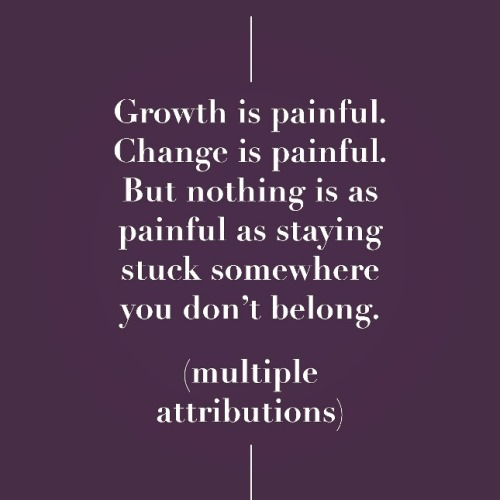 Growth Change Pain