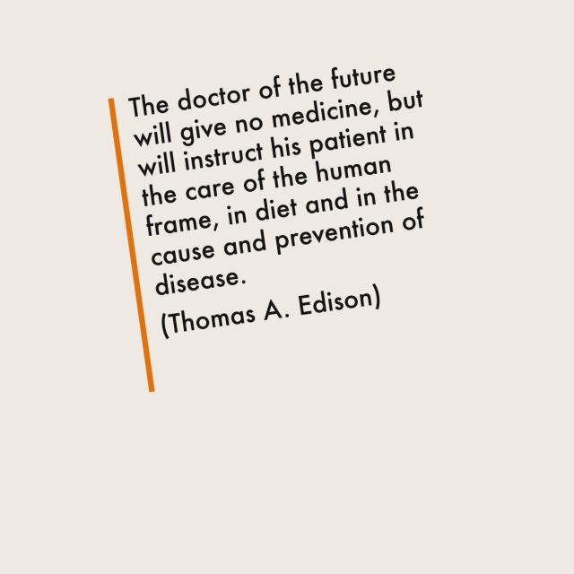 Edison - Doctor of the Future