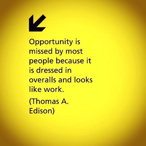 Edison - Opportunity