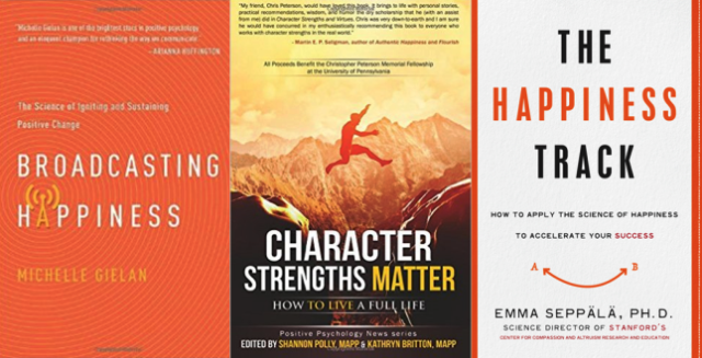 New Positive Psychology Books