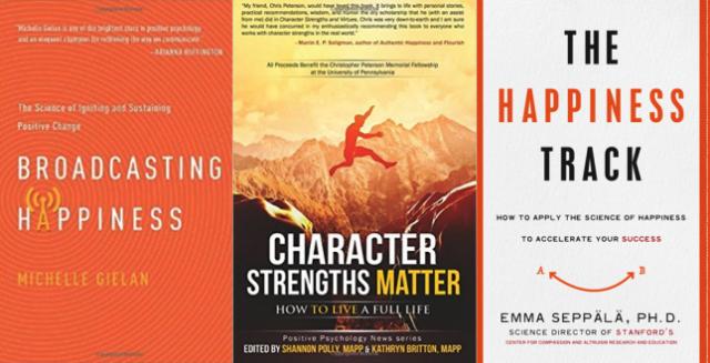 New Positive Psychology Books
