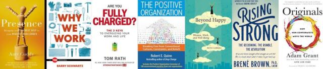 Positive Psychology Books 2015 & 2016