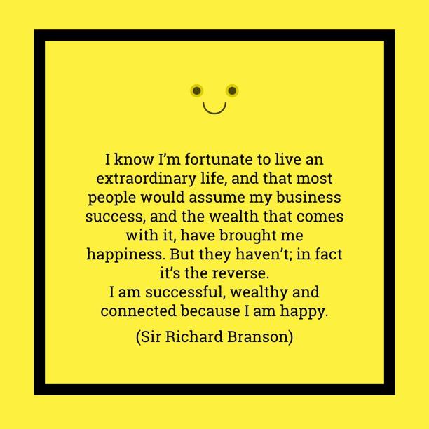 Branson - Happiness