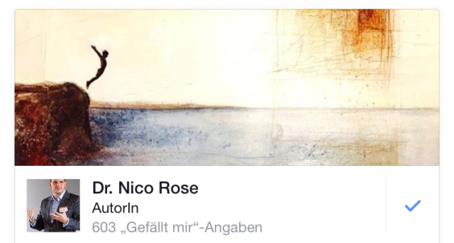 Dr. Nico Rose on Facebook