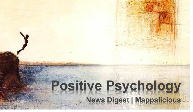 Positive Psychology | News Digest | Mappalicious