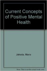 Jahoda_Positive_Health