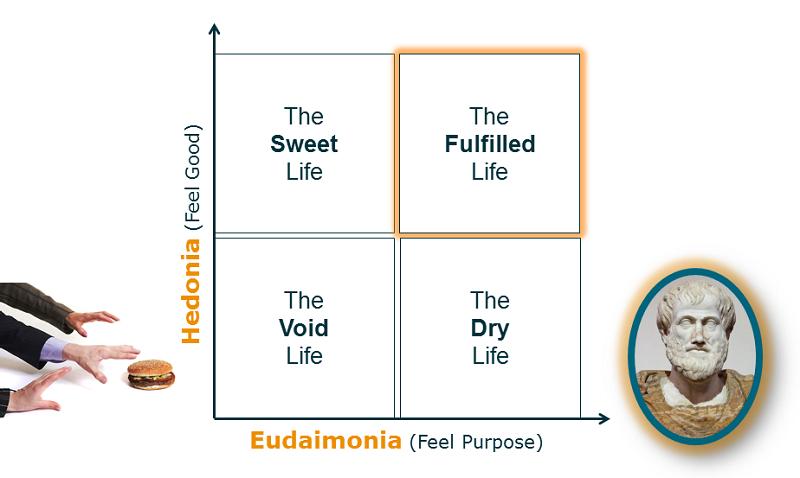 Feel-Good vs. Feel-Purpose: He...