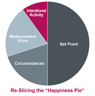 Re-Slicing the Happiness Pie | Positive Psychology