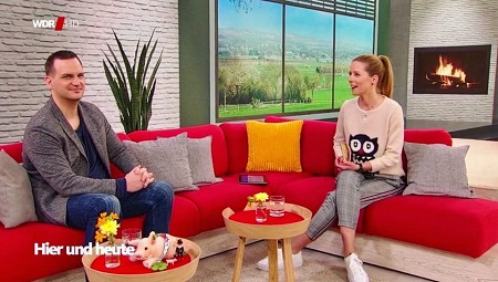Nico Rose | Psychologist | TV